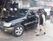 لاہور: قومی اسمبلی میں قائد حزب اختلاف محمد شہباز شریف کو احتساب عدالت ..