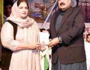 راولپنڈی: وفاقی وزیر ریلوے شیخ رشید احمد کو ڈی اے او سپیشل ڈیپارٹمنٹ ..