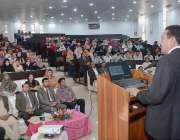 فیصل آباد: وائس چانسلر ایگری کلچر یونیورسٹی فیصل آباد ڈاکٹر ظفر اقبال ..