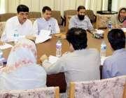 مظفر آباد: آزاد کشمیر کی سیکرٹری اطلاعات ، سیاحت و آئی ٹی محترمہ مدحت ..