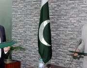 لاہور: چیئرمین پنجاب پبلک سروس کمیشن لیفٹیننٹ جنرل(ر) مقصود احمد نئے ..
