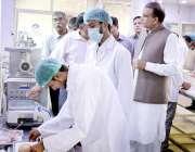 لاہور: وزیر زکوٰة عشر پنجاب شوکت علی لالیکا ووکیشنل ٹریننگ انسٹیٹیوٹ ..