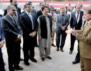 مظفر آباد: نیشنل انسٹی ٹیوٹ آف مینجمنٹ پشاور24ویں کورس کے شرکاء کو پراجیکٹ ..