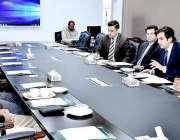 اسلام آباد: وفاقی وزیر برائے منصوبہ بندی، ترقی واصلاحات خسرو بختیار ..