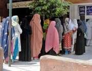 راولپنڈی: بی بی ایچ ہسپتال میں مناسب سہولیات نہ ہونے کے باعث خواتین ..