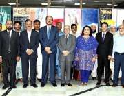 اسلام آباد: وزیر اعظم کے مشیر عرفان صدیقی کا نیشنل لائبریری آف پاکستان ..