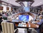 پشاور: وزیر اعلیٰ خیبر پختونخوا محمود خان صوبائی حکومت کے100روز کی کارکردگی ..