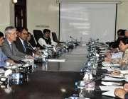 اسلام آباد: نگران وزیر خزانہ ڈاکٹر شمشاد اختر پاکستان میں ایم ڈی سٹاک ..