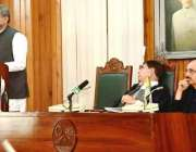 مظفر آباد: وزیراعظم شاہد خاقان عباسی دورہ مظفر آباد کے موقع پر خطاب ..