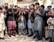 راولپنڈی: مسلم لیگ ن کے رہنما ایم پی اے ملک افتخار احمد آلہ آباد میں ..