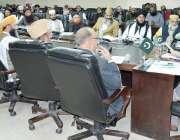 مظفر آباد: صدر آزاد کشمیر سردار مسعود حان علماء مشائخ کے زیر اہتمام ..