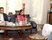 لاہور: مسلم لیگ (ن) کے مرکزی رہنما و رکن قومی اسمبلی حمزہ شہباز معروف ..