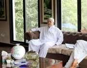 اسلام آباد: وزیراعظم عمران خان سے وزیراعلیٰ خیبر پختونخوا محمود خان ..
