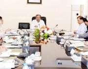 اسلام آباد: وفاقی زیر تعلیم شفقت محمد کو وزارت تعلیم اور اس کے زیر اانتظام ..