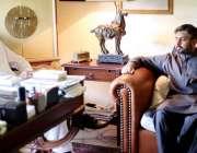 اسلام آباد: حلقہ این اے181مظفر گڑھ سے آزاد رکن ڈاکٹ شبیر علی قریشی پی ..