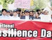 لاہور: ڈی جی پی ڈی ایم اے پنجاب راشد احمد خان آفات سے آگاہی کا قومی دن ..