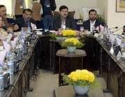 لاہور: قومی اسمبلی کی قائمہ کمیٹی برائے پلاننگ، ڈویلپمنٹ اینڈ ریفارمز ..