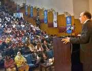 ملتان: ڈی جی نیب عتیق الرحمان انسداد کرپش آگاہی سیمینار کے موقع پر خطاب ..