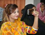 حیدر آباد: ہوم بیسڈ لیبر یونین کے زیر اہتمام منعقدہ ہوم بیسڈ ورکرز کانفرنس ..
