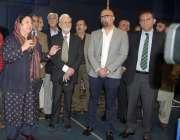 لاہور: صوبائی وزیر صحت ڈاکٹر یاسمین راشد سپورٹس بورڈ پنجاب کے زیر اہتمام55ویں ..
