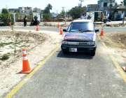 بہاولپور: پولیس کے زیراہتمام شہریوں کو ڈرائیونگ سکھائی جا رہی ہے۔