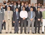 لاہور: پاکستان ریلوے کے ایڈیشنل جنرل منیجر ٹریفک عبدالحمید رازی کے ..