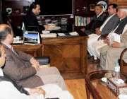 گلگت: وزیراعلیٰ گلگت بلتستان حافظ حفیظ الرحمن سے اسماعیلی ریجنل کونسل ..