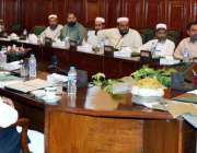 پشاور: گورنر خیبرپختونخواانجینئر اقبال ظفر جھگڑا کا باجوڑ چیمبر کے ..