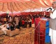 فیصل آباد: وزیر مملکت برائے کامرس اینڈ ٹیکسٹائل حاجی اکرم انصاری میری ..
