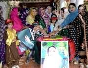کوئٹہ: پیپلز پارٹی بلوچستان خواتین ونگ کی صدر غزالہ گولہ، زرینہ زہری، ..