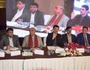 لاہور: صوبائی وزیر محنت عنصر مجید نیازی ویب کاپ کے زیر اہتمام پنجاب ..