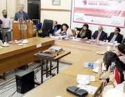 کراچی: میئر کراچی وسیم اختر سٹی انسٹیٹیوٹ آف امیج مینجمنٹ بلدیہ عظمیٰ ..