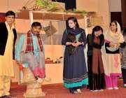 راولپنڈی: آرٹس کونسل کے زیر اہتمام صاف ستھری اور مفت تفریح کے فروغ ک ..