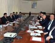 اسلام آباد: وزیراعظم کے مشیر برائے قومی سلامتی لیفٹیننٹ جنرل (ر) ناصر ..