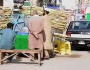 اسلام آباد: شہری موسم کی تبدیلی کے ساتھ گرمی کی شدت کو کم کرنے کے لیے ..