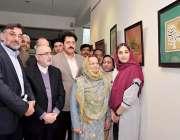 راولپنڈی: رکن قومی اسمبلی طاہرہ اورنگزیب، ایم پی اے راجہ حنیف ایڈووکیٹ ..