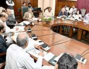لاہور: سپیکر رانا محمد اقبال خان کو محکمہ سی اینڈ ڈبلیو او راین سی اے ..
