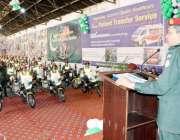 لاہور: ڈائریکٹر جنرل پنجاب ایمرجنسی سروس(ریسکیو1122)ڈاکٹر رضوان نصیر ..