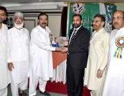 اسلام آباد: آل پاکستان کمرشل ایکسپورٹرز ایسوسی ایشن کے زیر اہتمام18ویں ..