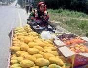اسلام آباد: وفاقی دارالحکومت کے علاقہ چک شہزاد میں ایک خاتون گھر کی ..