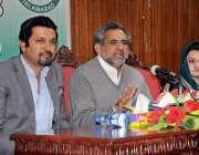 راولپنڈی: سابق وزیر اعظم شاہد خاقان عباسی، مریم اورنگزیب کے ہمراہ میٹ ..