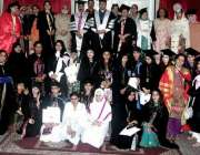 لاہور: صوبائی وزیر اطلاعات مجتبیٰ شجاع الرحمن کا گورنمنٹ ڈگری کالج ..