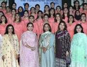 اسلام آباد:پی اے ایف سکول کی کی سالانہ تقریب کے موقع میں صدر پاکستان ..
