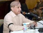 لاہور: وزیر اعلیٰ پنجاب شہباز شریف نے یوم یکجہتی کشمیر پر اجلاس کی صدارت ..