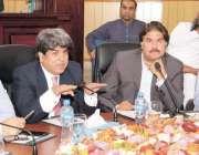 سیالکوٹ: چیئرمین ڈاکٹر شہزاد عالم پاکستان کونسل آف سائینٹیفک انڈسٹریل ..