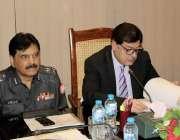 کراچی: عام انتخابات کے متعلق اہم اجلاس سندھ سیکرٹریٹ میں چیف سیکریٹری ..