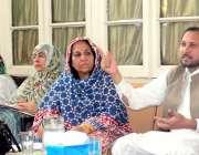 پشاور: ڈپٹی ڈائریکٹر سپورٹس ہائر ایجوکیشن عبدالرشید انورخواتین کالجز ..
