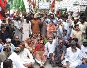 حیدر آباد: عام انتخابات میں دھاندلیوں کے خلاف گرینڈ ڈیمو کریٹک الائنس ..