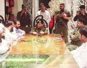 لاہور: ایس پی سٹی علی رضا رمضان بازاروں اور اوپن مارکیٹوں میں سیکیورٹی ..