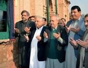 پشاور: وزیراعظم شاہد خاقان عباسیاسلامہ کالج میں گندھار اسٹڈی سینیٹر ..